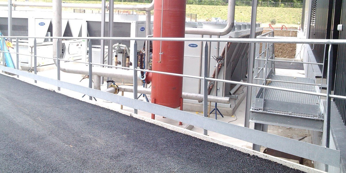 Construction D'un Centre D'Excellence Industrielle – SAFRAN